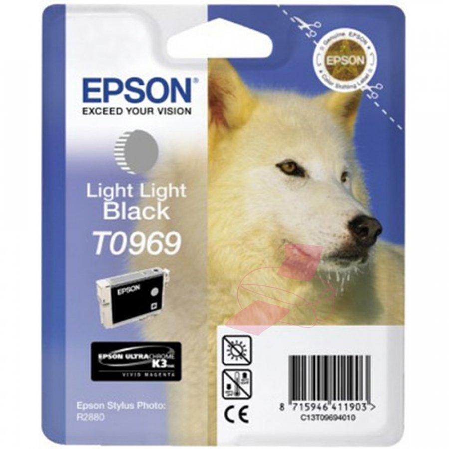 Epson T0969 Light Light Musta Mustepatruuna