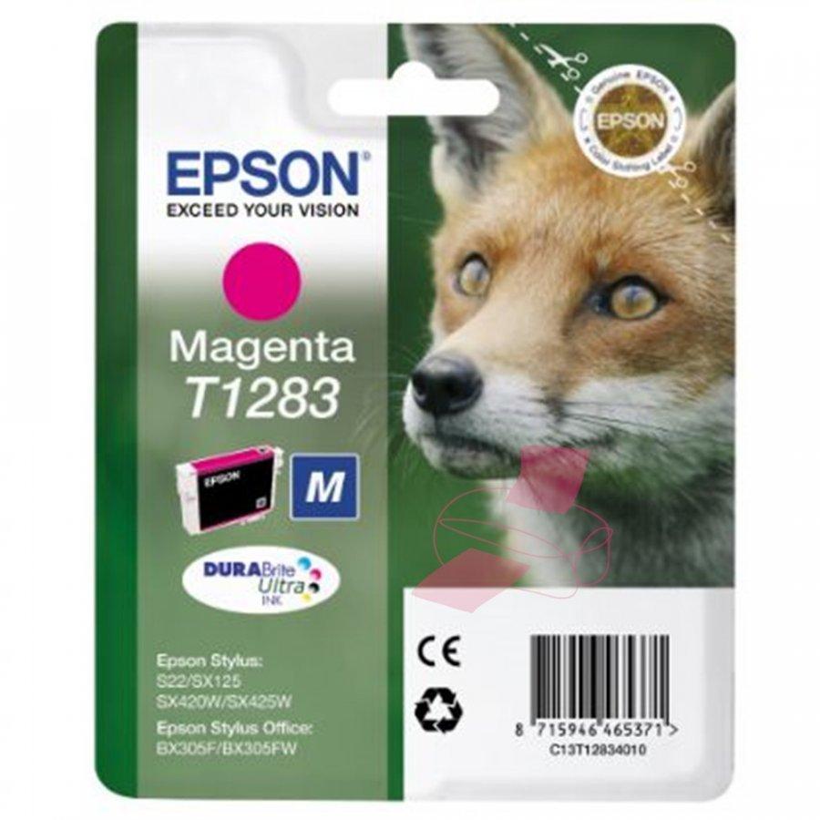 Epson T1283 Magenta Mustepatruuna