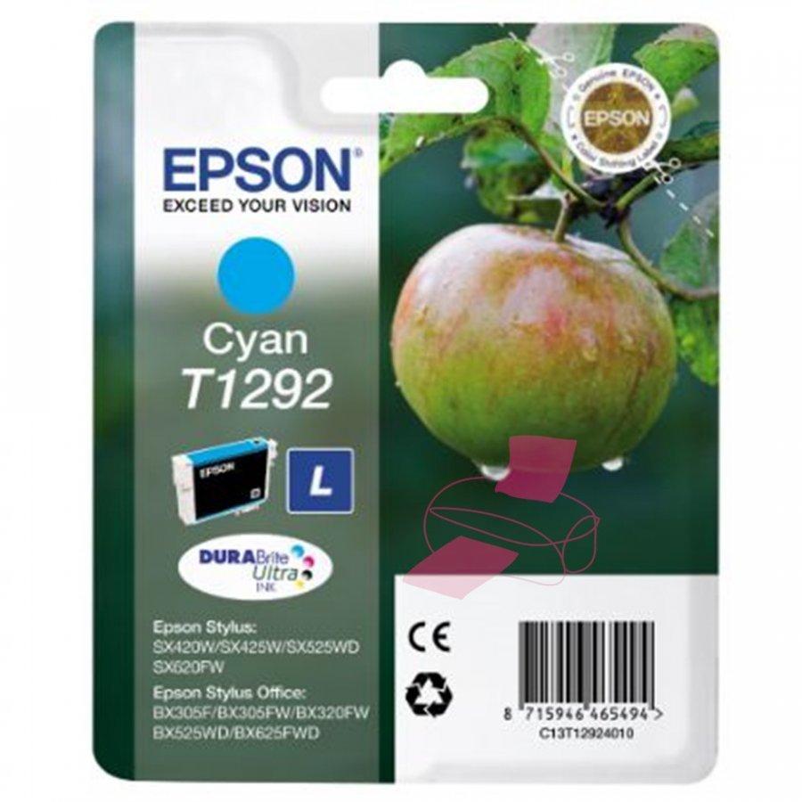 Epson T1292 Cyan Mustepatruuna