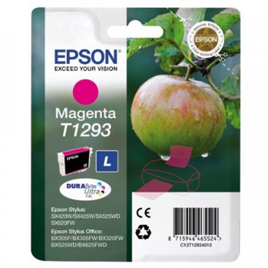 Epson T1293 Magenta Mustepatruuna