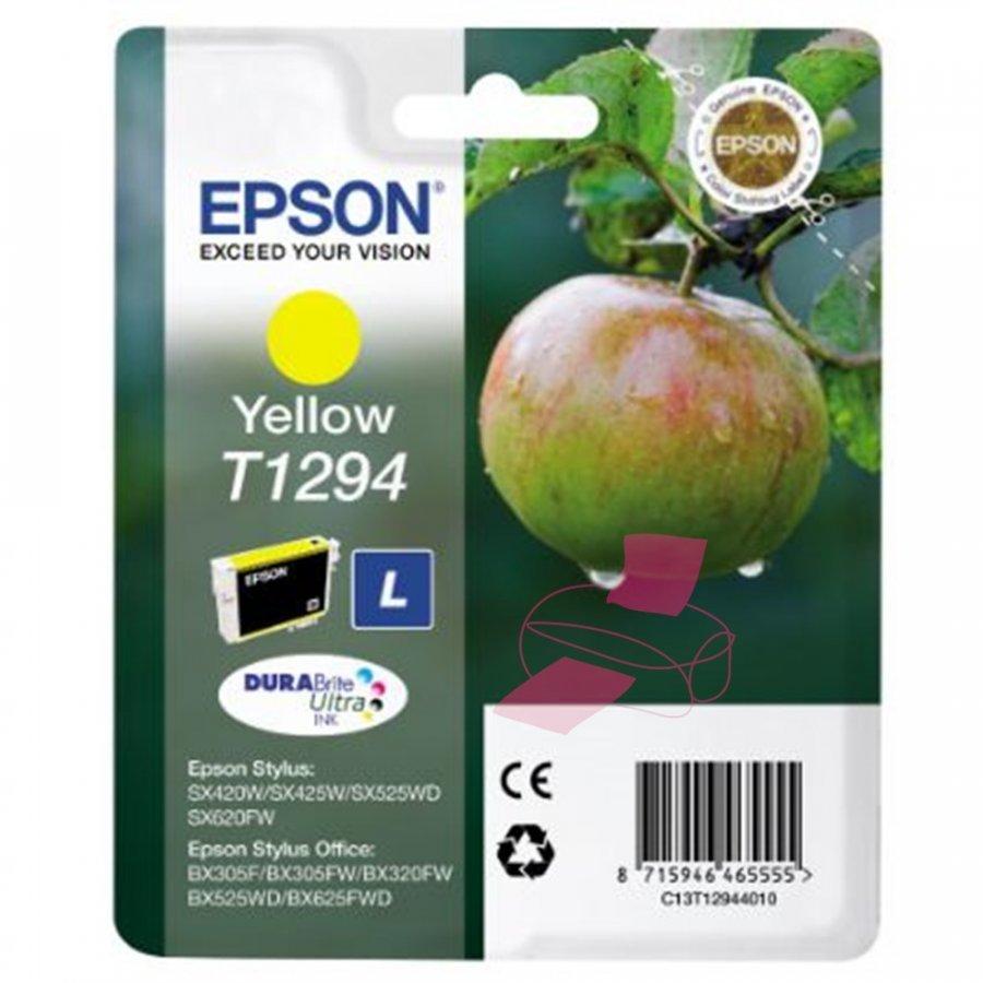 Epson T1294 Keltainen Mustepatruuna