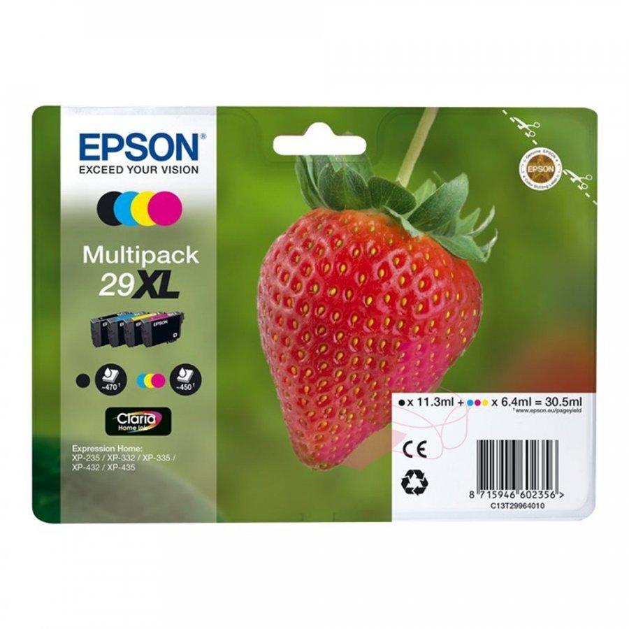 Epson T2996 Neljän Värin Kasettisarja