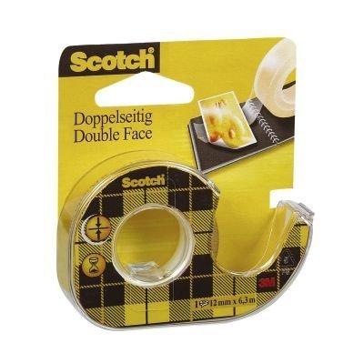Kaksipuolinen Teippi Scotch 665 6 M X 12  mm