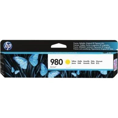 Keltainen Hp 980 Officejet Mustekasetti 6600 Sivua