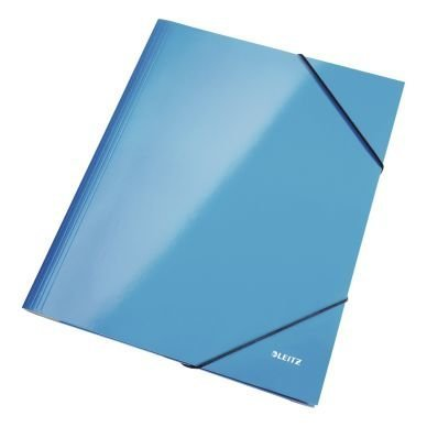 Kuminauhakansio Leitz Wow A4 Sininen