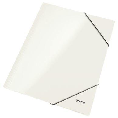 Kuminauhakansio Leitz Wow A4 Valkoinen