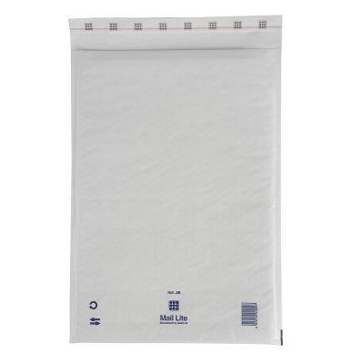 Kuplapussi Mail Lite J6 300x440mm Valkoinen 50 kpl