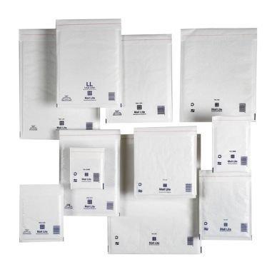 Kuplapussi Mail Lite Tuff 240x330mm Valkoinen 50 kpl