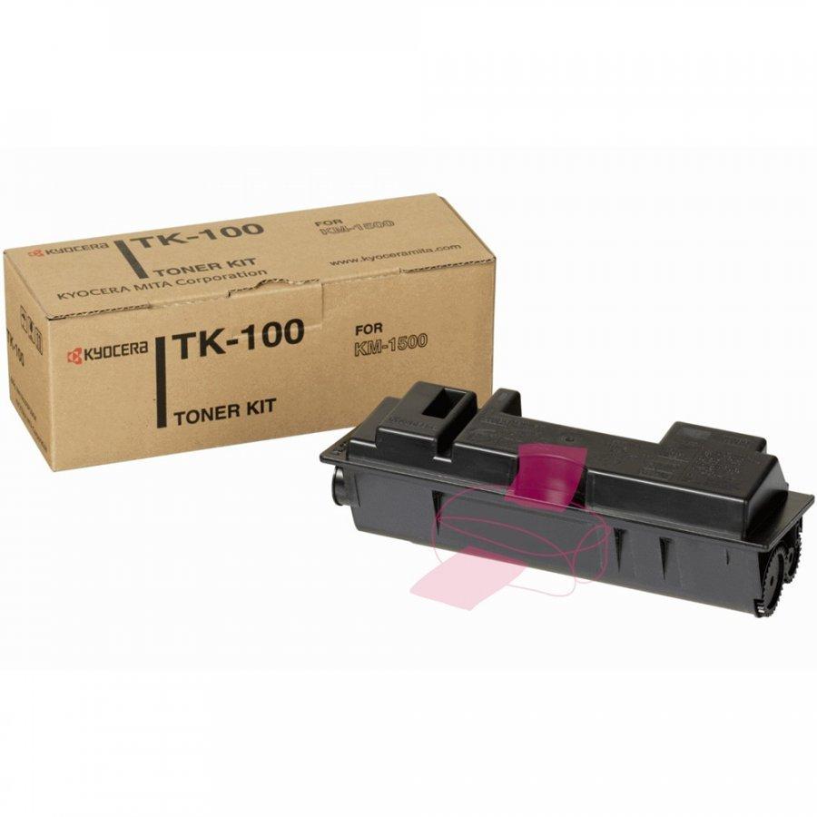 Kyocera TK-100 Musta Värikasetti