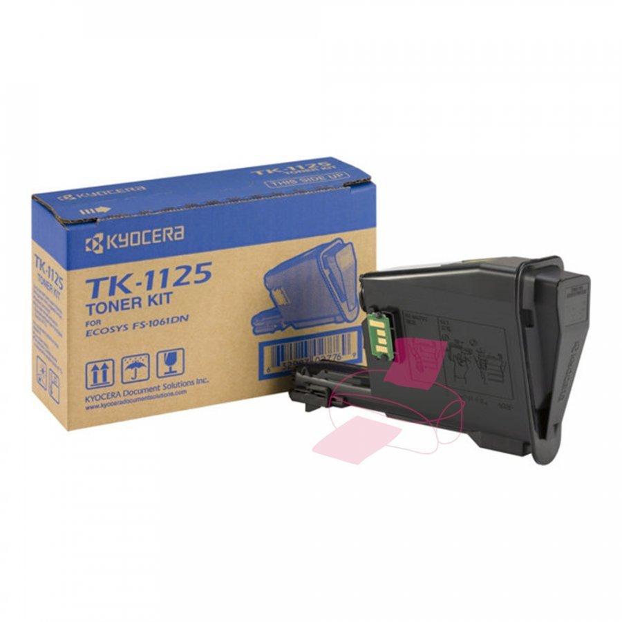 Kyocera TK-1125 Musta Värikasetti