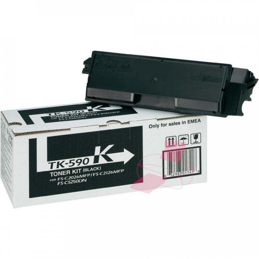 Kyocera TK-590K Musta Värikasetti