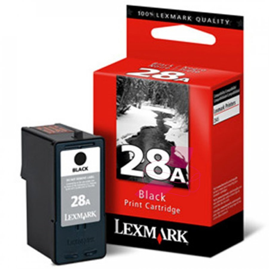 Lexmark 018C1528E Musta Mustekasetti