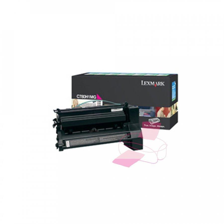 Lexmark 0C780H1MG Magenta Värikasetti