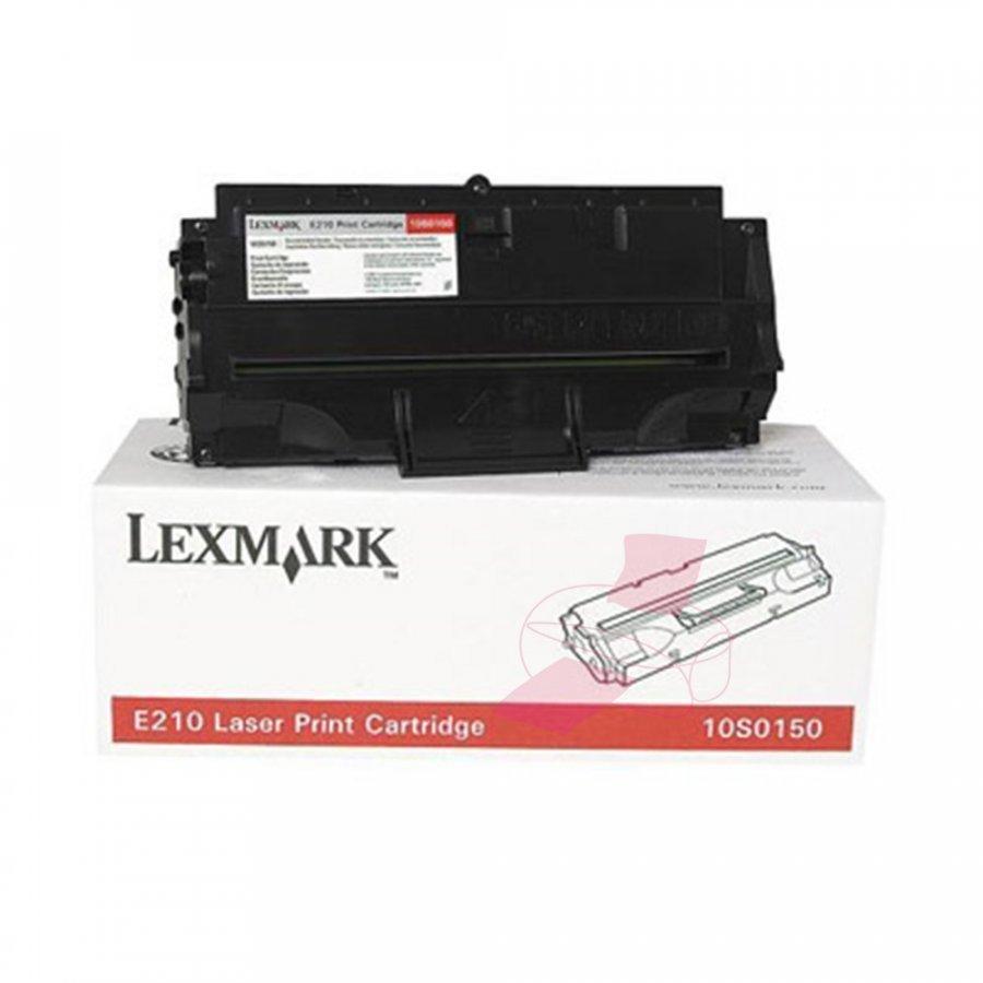 Lexmark 10S0150 Musta Värikasetti