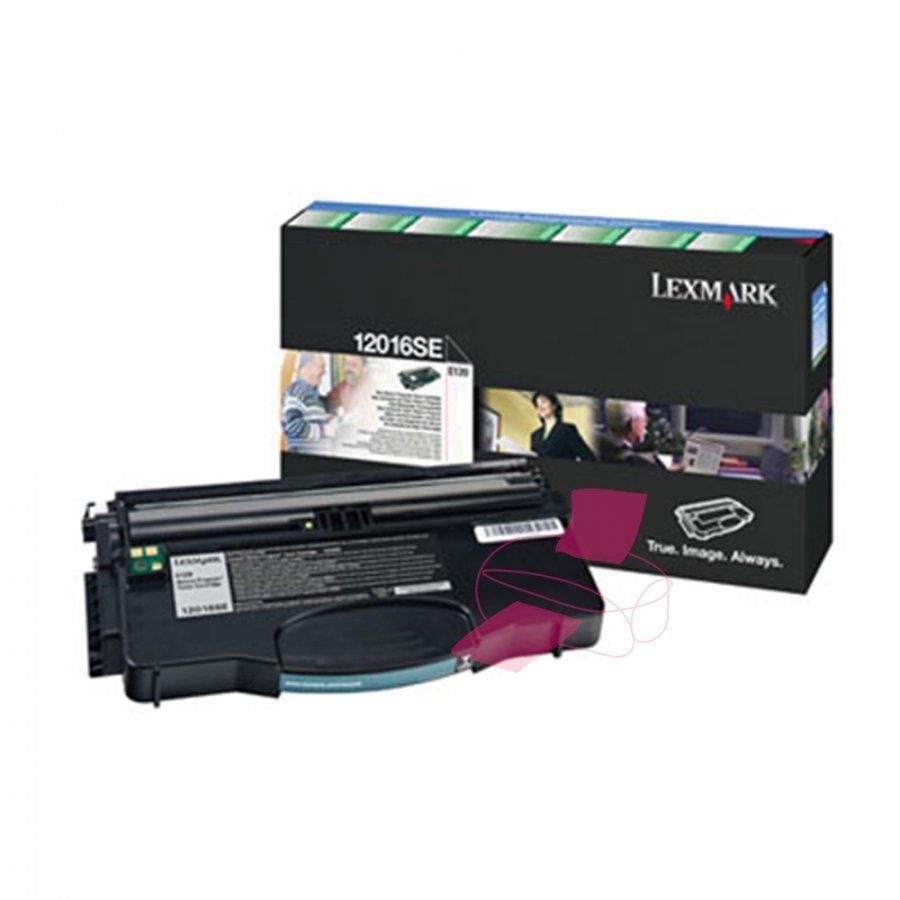 Lexmark 12016SE Musta Värikasetti