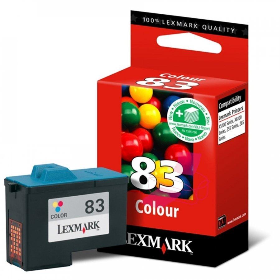 Lexmark 18LX042E Kolmevärinen Mustekasetti