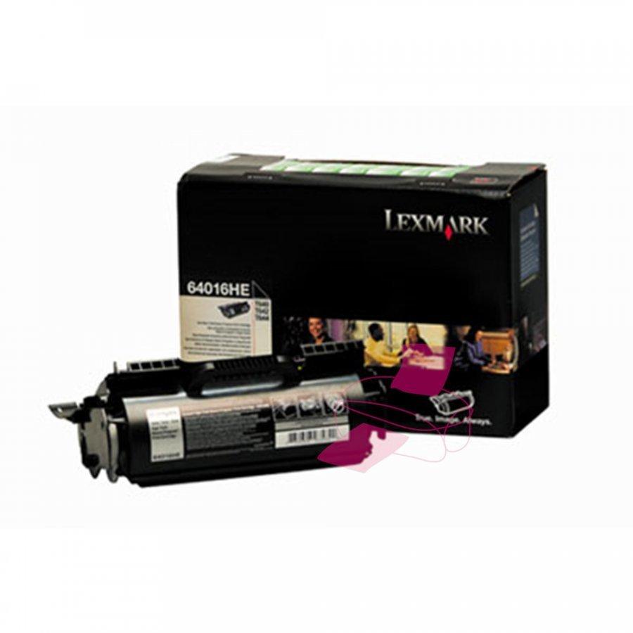 Lexmark 64016HE Musta Värikasetti