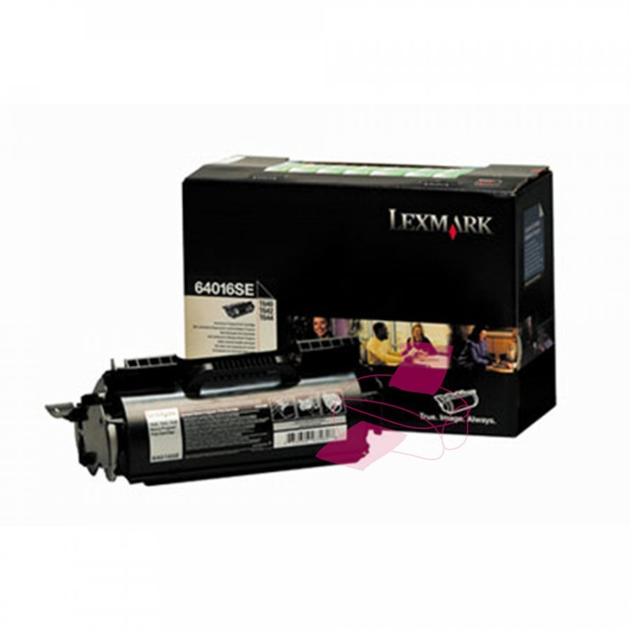 Lexmark 64016SE Musta Värikasetti