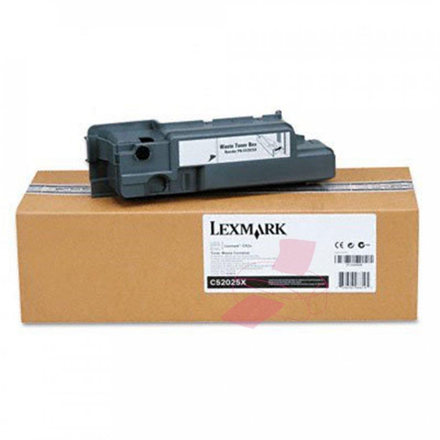Lexmark C52025X Hukkavärisäiliö