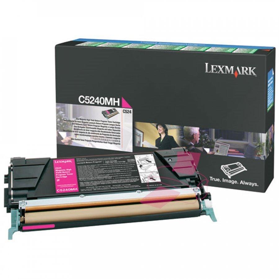 Lexmark C5240MH Magenta Värikasetti