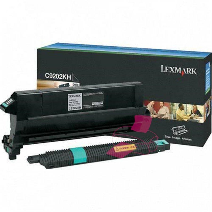 Lexmark C9202KH Musta Värikasetti
