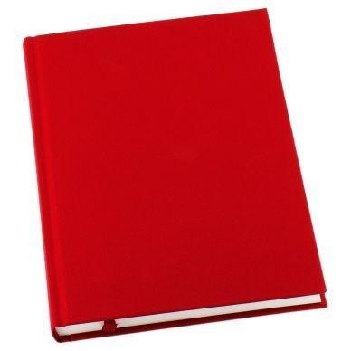 Muistikirja Grieg Design A5 Viivoitettu Punainen