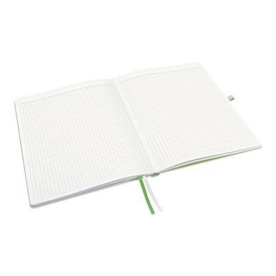 Muistikirja Leitz Ipad-Size Ruudutettu Valkoinen
