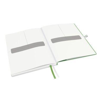 Muistikirja Leitz Ipad-Size Viivoitettu Valkoinen