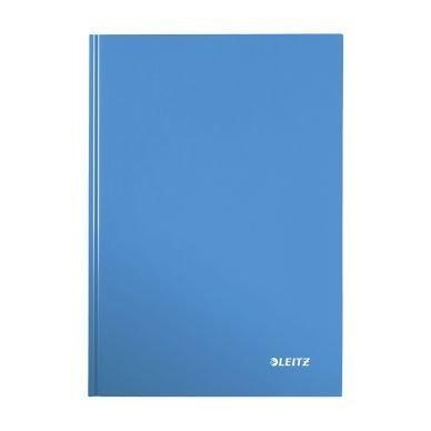 Muistikirja Leitz Wow A4 Viivoitettu Sininen