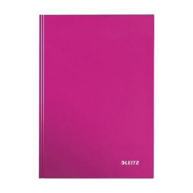 Muistikirja Leitz Wow A4 Viivoitettu Vaaleanpunainen