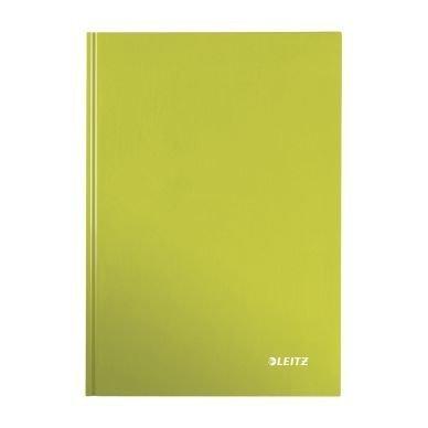 Muistikirja Leitz Wow A4 Viivoitettu Vihreä