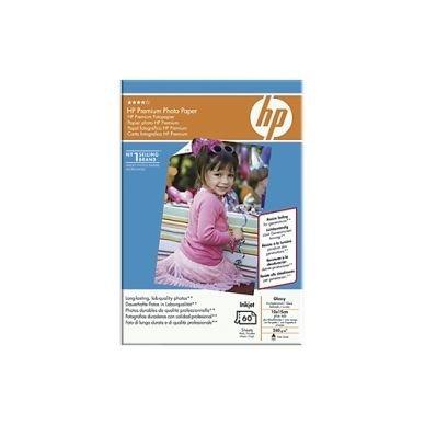 Photo-Paperi Glossy Premium 10x15 60 Ark. 240g Tear-Off Tab