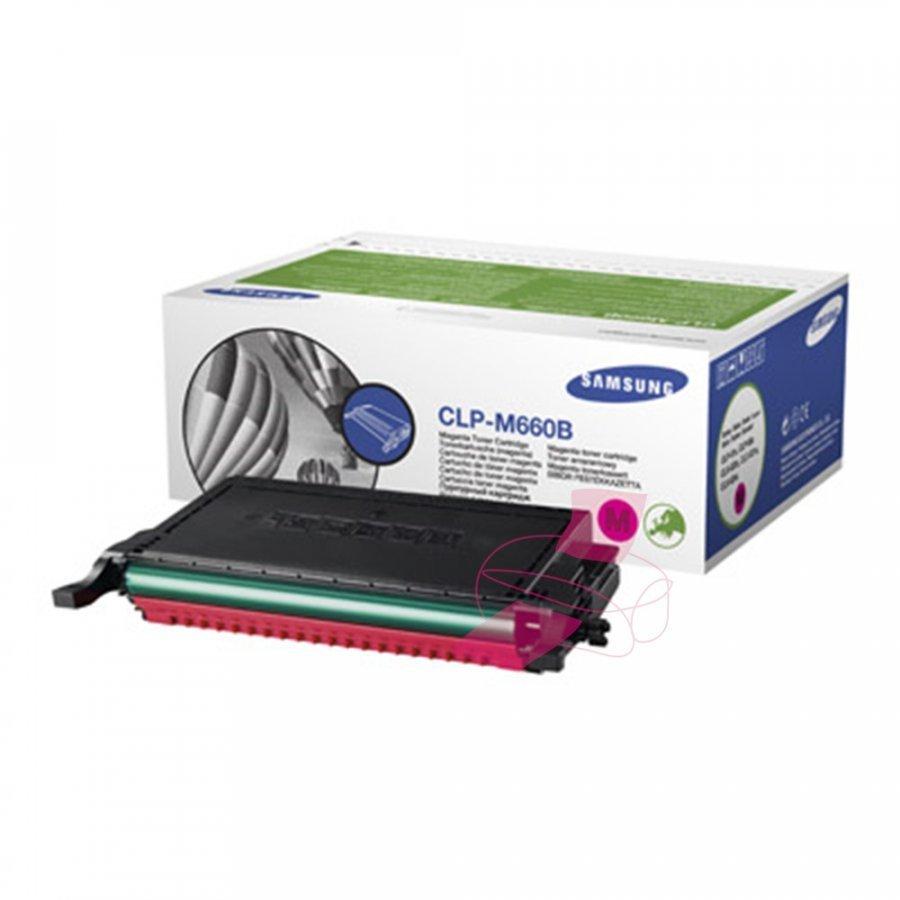 Samsung CLP-M660B Magenta Värikasetti