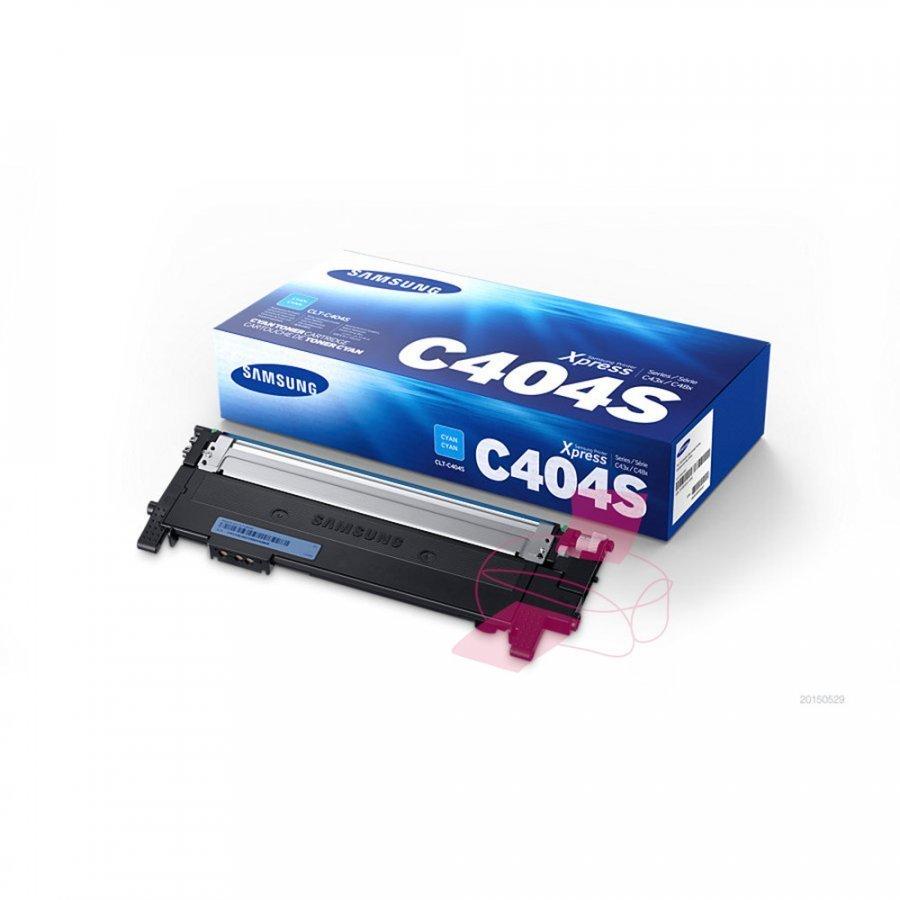 Samsung CLT-C404S Cyan Värikasetti