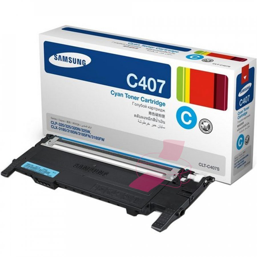 Samsung CLT-C4072S Cyan Värikasetti
