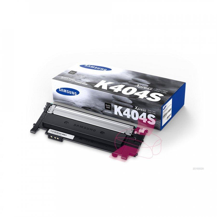 Samsung CLT-K404S Musta Värikasetti