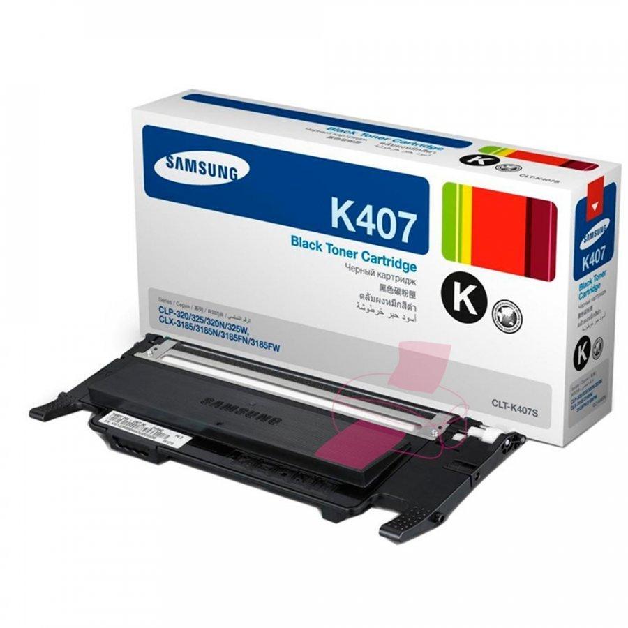 Samsung CLT-K4072S Musta Värikasetti