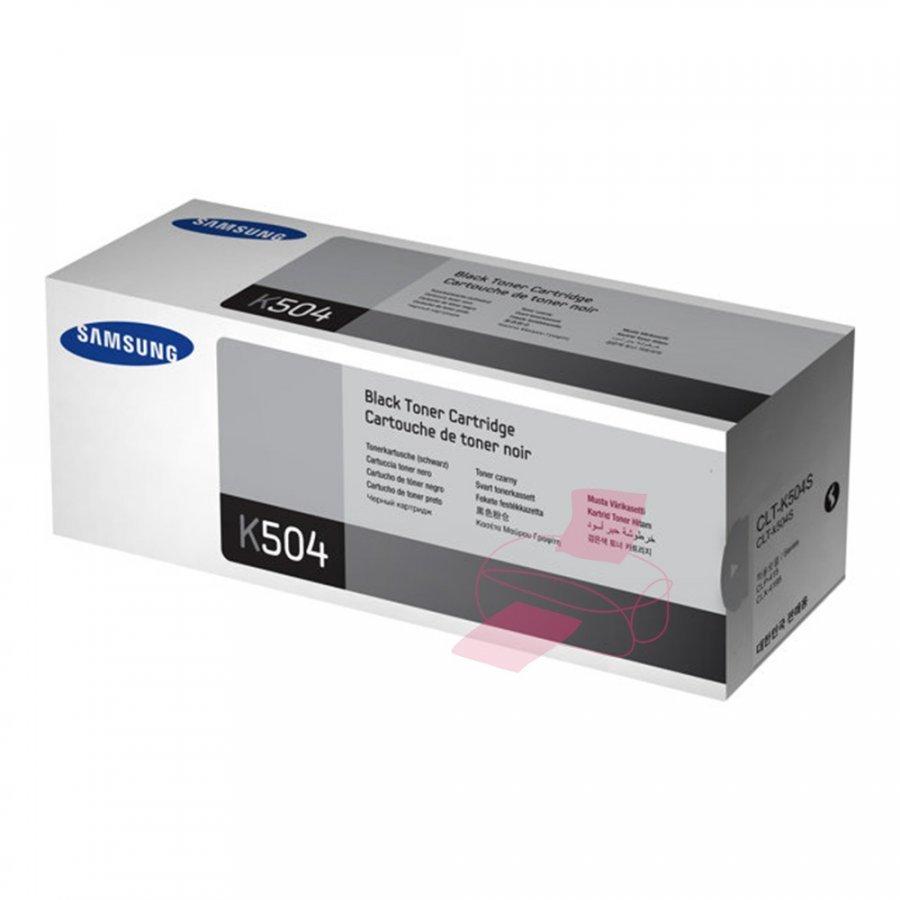 Samsung CLT-K504S Musta Värikasetti