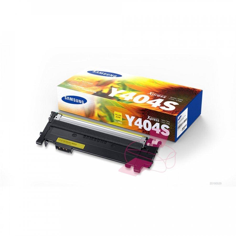 Samsung CLT-Y404S Keltainen Värikasetti