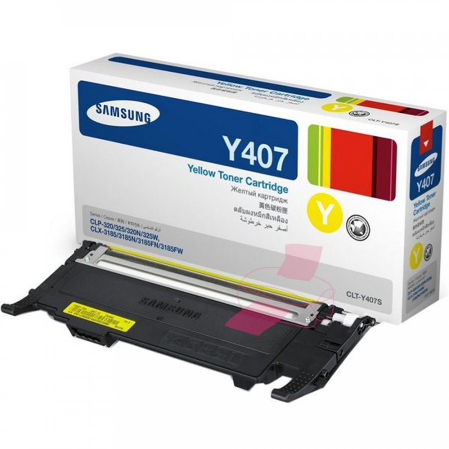 Samsung CLT-Y4072S Keltainen Värikasetti