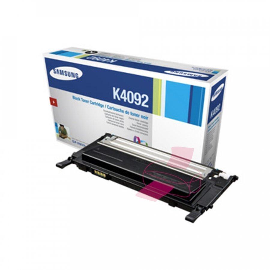 Samsung K4092S Musta Värikasetti