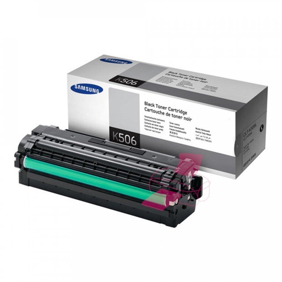 Samsung K506L Musta Värikasetti