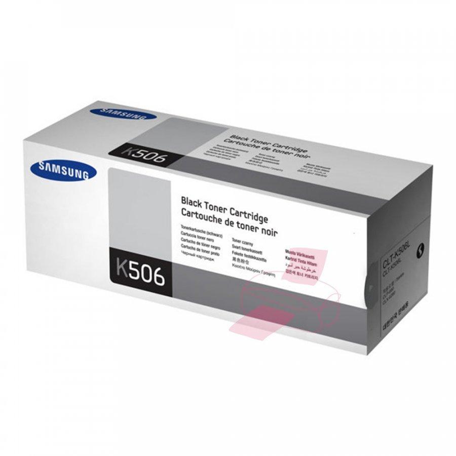 Samsung K506S Musta Värikasetti