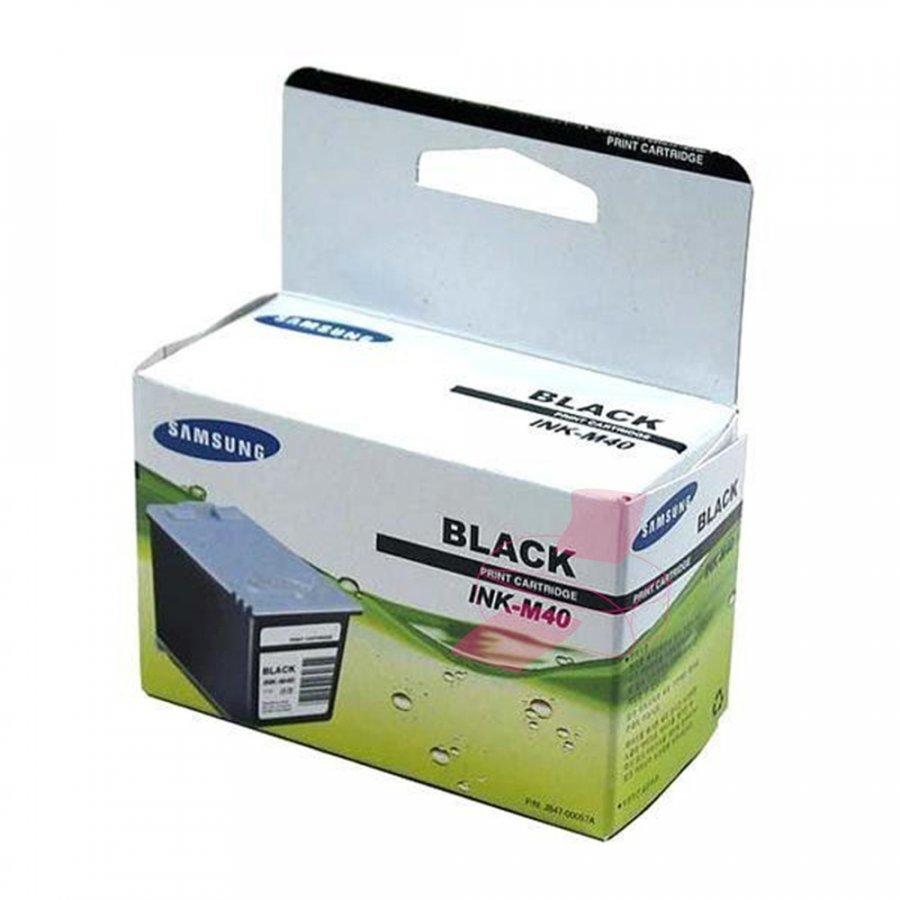 Samsung M40 Musta Mustekasetti