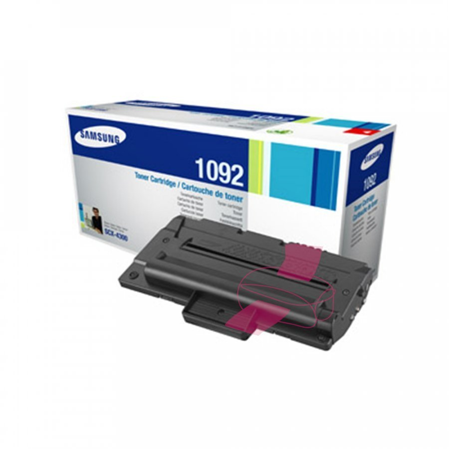 Samsung MLT-D1092S Musta Värikasetti