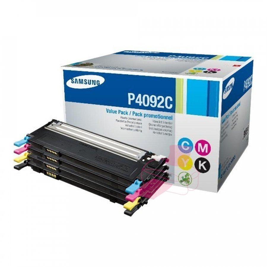 Samsung P4092C Neljä Väriä Värikasetti