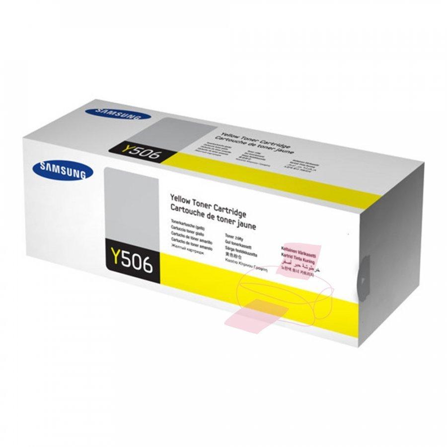 Samsung Y506L Keltainen Värikasetti