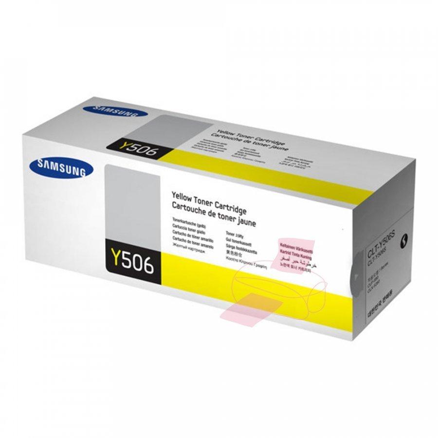Samsung Y506S Keltainen Värikasetti