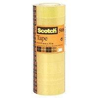 Scotch Toimistoteippi 580 33mx15mm 10 rll