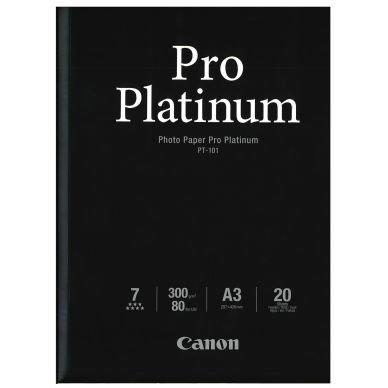 Valokuvapaperi Pro Platinum A3 20 Arkkia 300g PT-101